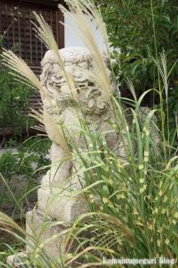 等乃伎神社(高石市取石)51