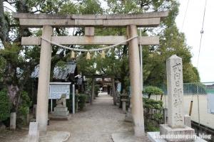 日部神社(堺市西区草部)1