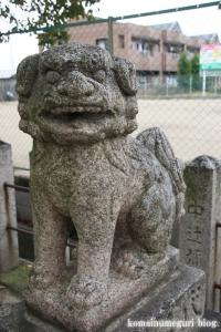 日部神社(堺市西区草部)5