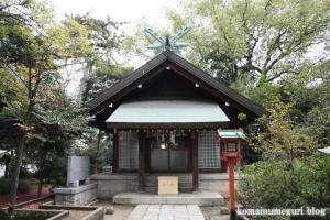 大鳥北浜神社(堺市西区浜寺元町)14