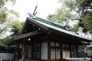 大鳥北浜神社(堺市西区浜寺元町)15
