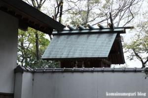大鳥北浜神社(堺市西区浜寺元町)16