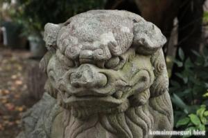 石津太神社(堺市西区浜寺石津町中)34