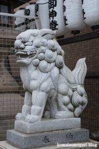 石津太神社(堺市西区浜寺石津町中)3