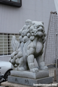 石津太神社(堺市西区浜寺石津町中)4