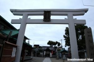 船待神社(堺市堺区西湊町)3