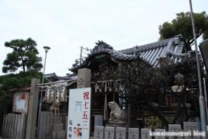 船待神社(堺市堺区西湊町)9