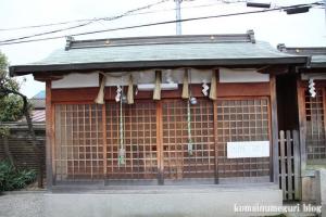 船待神社(堺市堺区西湊町)14