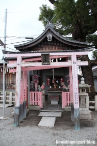 船待神社(堺市堺区西湊町)12