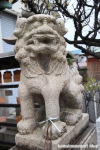 船待神社(堺市堺区西湊町)17