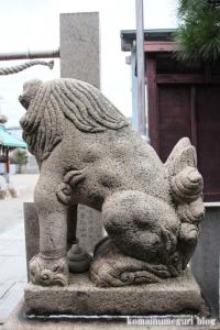 船待神社(堺市堺区西湊町)22
