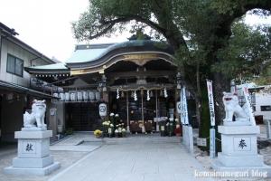 石津神社(堺市堺区石津町)8