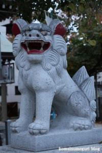 石津神社(堺市堺区石津町)9