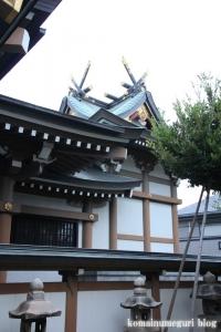 石津神社(堺市堺区石津町)12