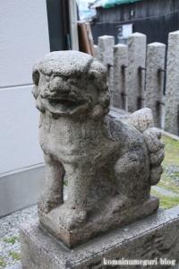 石津神社(堺市堺区石津町)13