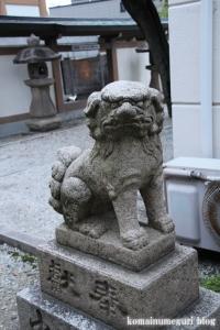 石津神社(堺市堺区石津町)14