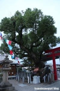 石津神社(堺市堺区石津町)21