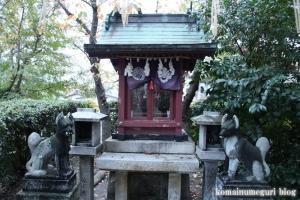 鋸尾八幡神社(堺市西区津久野町)13