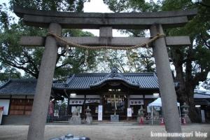 鋸尾八幡神社(堺市西区津久野町)36