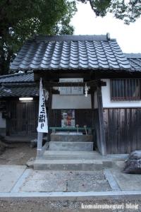 鋸尾八幡神社(堺市西区津久野町)4