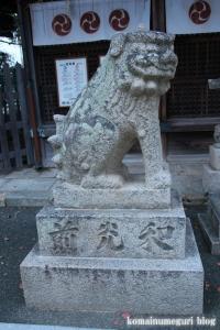 鋸尾八幡神社(堺市西区津久野町)20