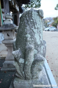 鋸尾八幡神社(堺市西区津久野町)23