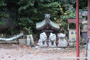 百舌鳥八幡宮(堺市北区百舌鳥梅町)26