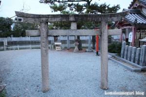 百舌鳥八幡宮(堺市北区百舌鳥梅町)47