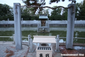 百舌鳥八幡宮(堺市北区百舌鳥梅町)49
