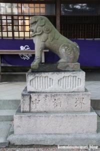 百舌鳥八幡宮(堺市北区百舌鳥梅町)11