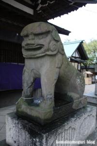 百舌鳥八幡宮(堺市北区百舌鳥梅町)12