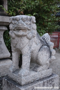 百舌鳥八幡宮(堺市北区百舌鳥梅町)28