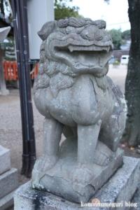 百舌鳥八幡宮(堺市北区百舌鳥梅町)35