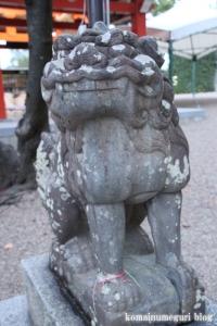 百舌鳥八幡宮(堺市北区百舌鳥梅町)39