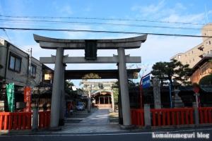 恵比寿神社(東山区小松町)1
