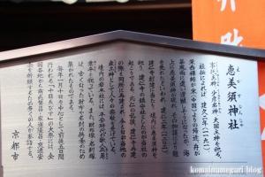 恵比寿神社(東山区小松町)5