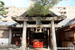 恵比寿神社(東山区小松町)23