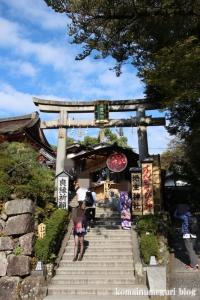 地主神社(東山区清水)1