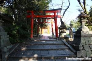竹中稲荷神社(左京区吉田神楽岡町)3