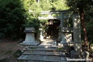 竹中稲荷神社(左京区吉田神楽岡町)35