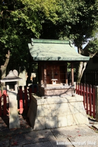竹中稲荷神社(左京区吉田神楽岡町)25