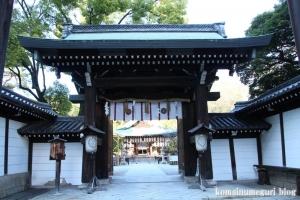 白峰神宮(上京区飛鳥井町)3