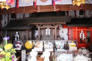 白峰神宮(上京区飛鳥井町)21
