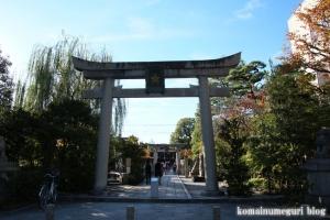 晴明神社(上京区晴明町)2