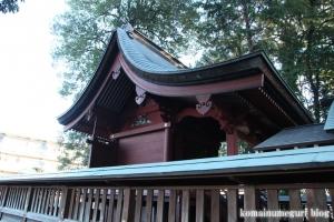 大間木氷川神社(さいたま市緑区東浦和)9