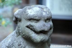 大間木氷川神社(さいたま市緑区東浦和)22