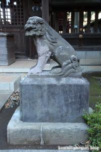大間木氷川神社(さいたま市緑区東浦和)13