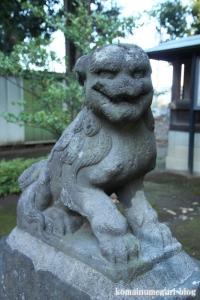 大間木氷川神社(さいたま市緑区東浦和)18