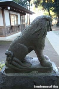 大間木氷川神社(さいたま市緑区東浦和)15