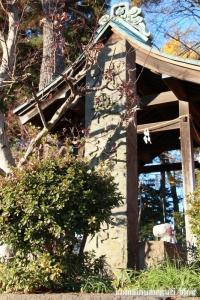 稲荷神社(川口市石神)2